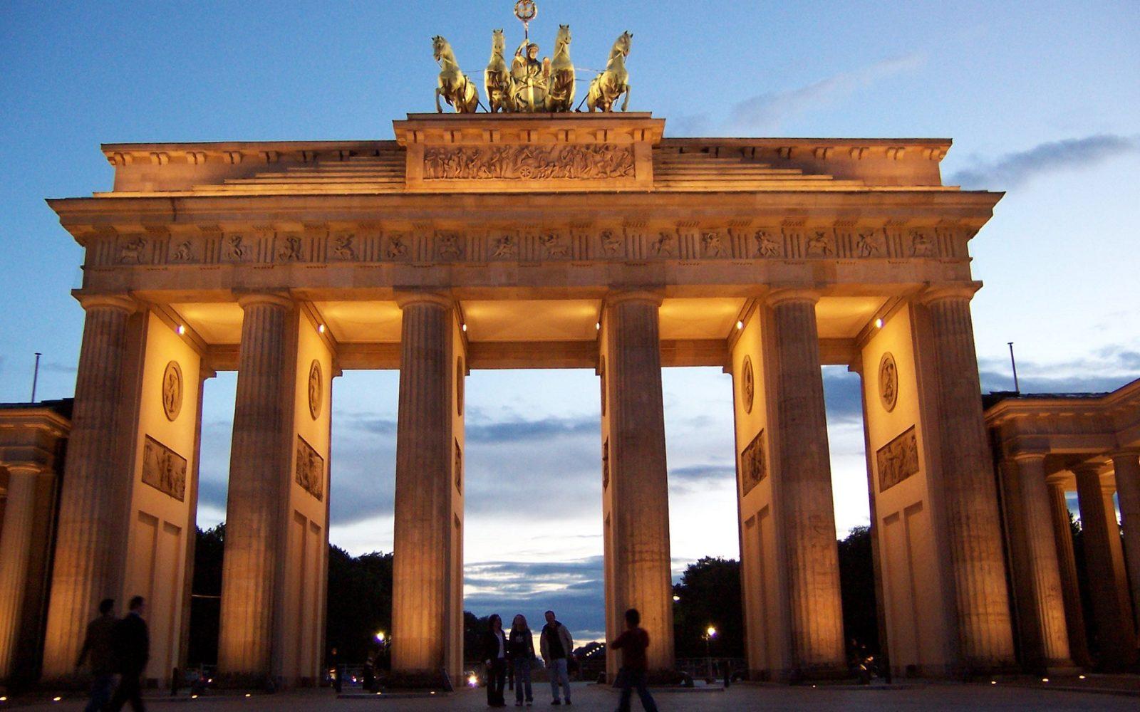 Berlin sans frontières