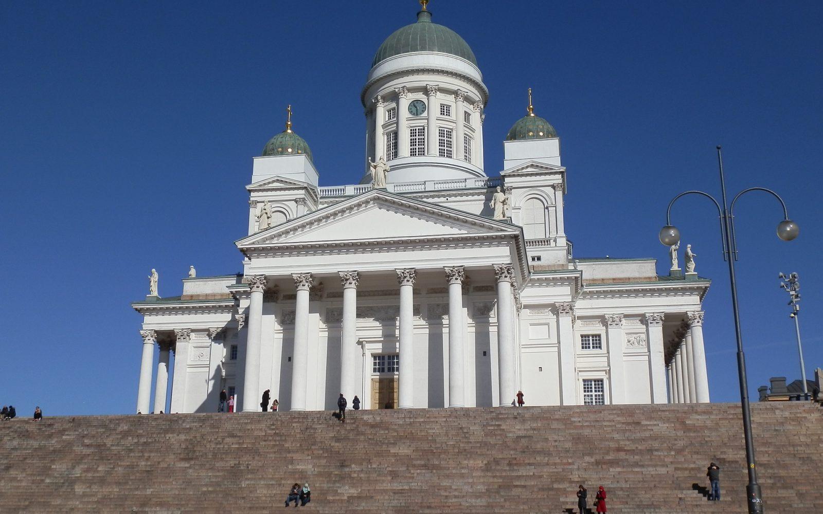 Helsinki dans notre cœur